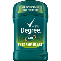 Degree Men Anti-Perspirant Deodorant Invisible Stick Extreme Blast 1.70 oz [079400265104]