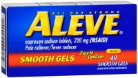 Aleve Smooth Gels 40 Caps [325866054401]