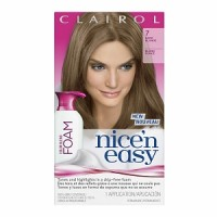 Nice 'n Easy Nice'n Easy Color Blend Foam Permanent Haircolor 7 Dark Blonde 1 Each [381519050404]