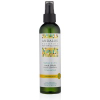 Andalou Naturals Perfect Hold Hair Spray, Sunflower & Citrus 8.20 oz [859975002089]