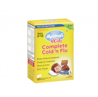 Hyland's 4 Kids Complete Cold 'n Flu Tablets, 125 ea [354973316416]