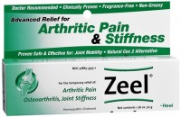 Zeel Homeopathic Ointment 1.76 oz [787647101801]