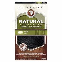Natural Instincts For Men Haircolor M19 Black 1 Each [070018042958]