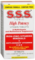 S.S.S  Tablets 40 Tablets [012258112404]