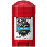 Old Spice Hardest Working Collection Sweat Defense Anti-Perspirant & Deodorant, Extra Fresh 2.60 oz [037000944782]