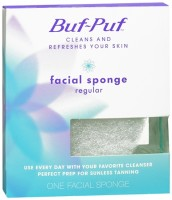 Buf-Puf Regular Facial Sponge 1 Each [051131910010]