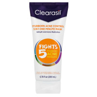 Clearasil Ultra Acne + Marks Wash & Mask 6.78 oz [839977005073]