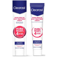 Clearasil Ultra Rapid Action Vanishing Acne Treatment Cream, 1 oz [839977009095]