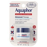 Aquaphor Healing Ointment Advanced Therapy Skin Protectant 0.25 oz [072140017262]