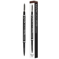 NYX Micro Brow Pencil, Brunette 0.018 oz [800897836887]