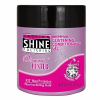 Smooth 'N Shine Polishing Diamond Luster Anti-Frizz Glistening Conditioning Gel [052336994362]